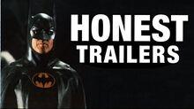 Honest trailer batman 1989