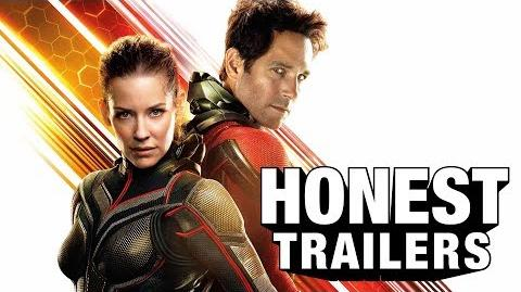 Honest Trailer - Ant-Man and the Wasp