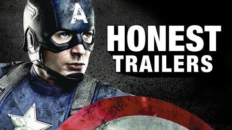 Honest Trailer - Captain America: The First Avenger