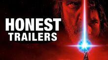 Honest trailer the last jedi