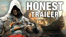 Honest game trailer assassins creed 4