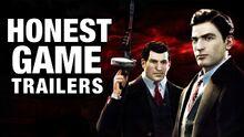 Honest game trailer mafia