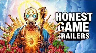Honest Game Trailers Borderlands 3