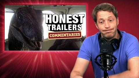 Honest Trailers Commentary - Jurassic Park 3