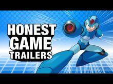 Honest game trailer mega man