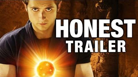 Honest Trailer - Dragonball Evolution