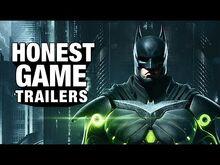 Honest game trailer injustice 2