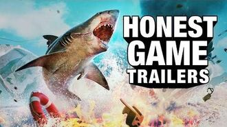 Honest Game Trailers - Maneater