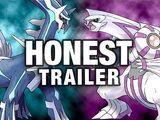 Honest Game Trailers - Pokemon Diamond and Pearl