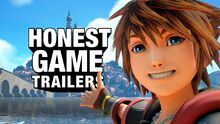 Honest game trailers kingdom hearts 3
