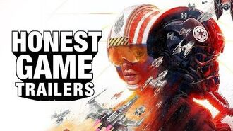 Honest Game Trailers Star Wars Squadrons