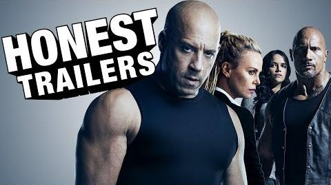 Honest Trailer - Fate of the Furious