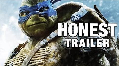 Honest Trailer - Teenage Mutant Ninja Turtles (2014)