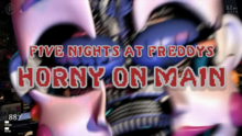 FIVE NIGHTS AT FREDDY'S ULTIMATE CUSTOM NIGHT (Honest Game Trailers) 4-24 screenshot