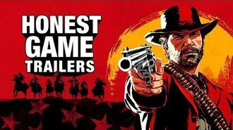 Honest Game Trailers Red Dead Redemption 2