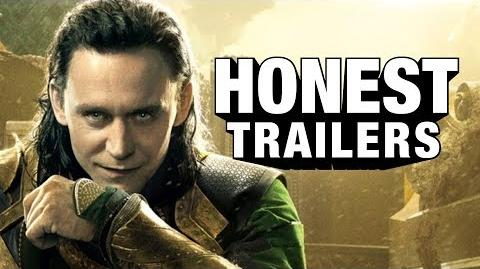 Honest Trailer - Thor: The Dark World