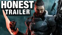 Honest game trailer mass effect