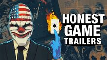 Honest game trailers payday 2