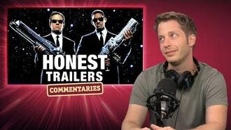 Honest Trailers Commentary - Men in Black