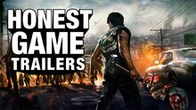 Honest game trailer dead rising