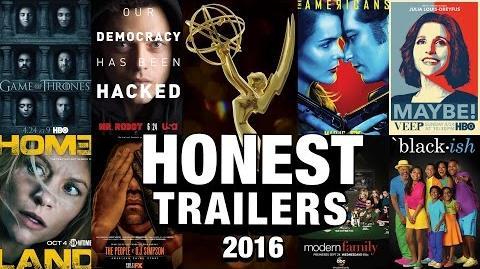 Honest Trailer - The Emmys