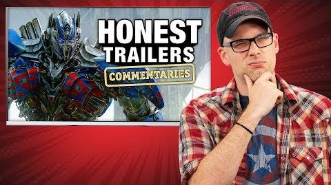 Honest Trailer Commentaries - Transformers- The Last Knight