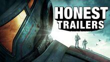 Honest trailer pacific rim