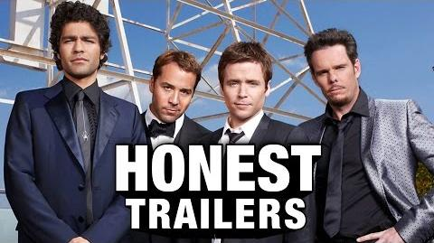 Honest Trailer - Entourage (TV)