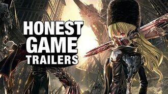 Honest Trailers Code Vein