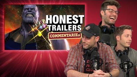 Honest Trailers Commentary - Avengers- Infinity War