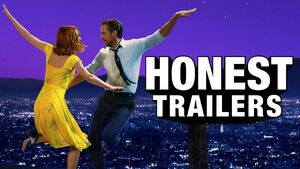 Honest trailer la la land thumbnail