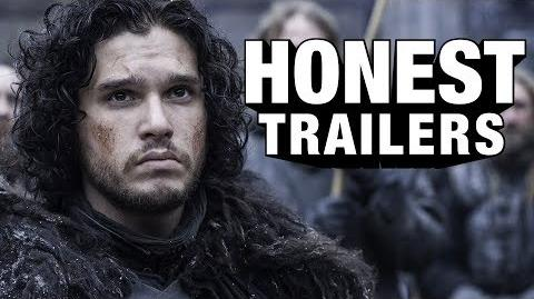 Honest Trailer - Game of Thrones Vol. 2