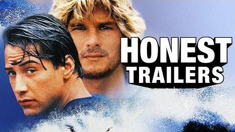 Honest Trailer - Point Break