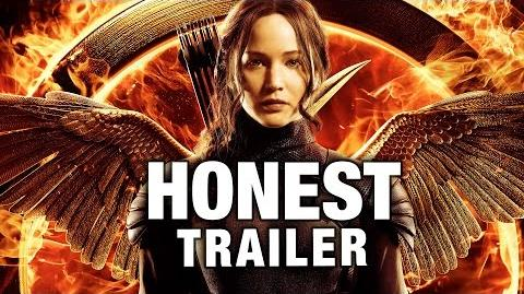 Honest Trailer - The Hunger Games: Mockingjay Part 1