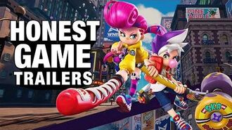Honest Game Trailers Ninjala