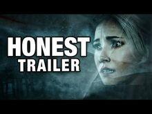 Honest game trailer until dawn