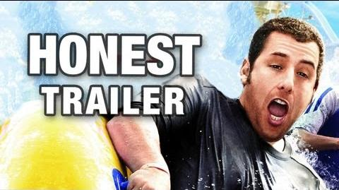 Honest Trailer - Grown Ups