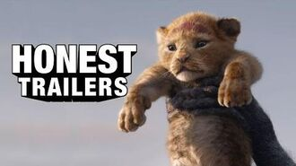 Honest Trailers - The Lion King (2019)