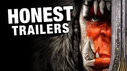 Honest Trailer - Warcraft