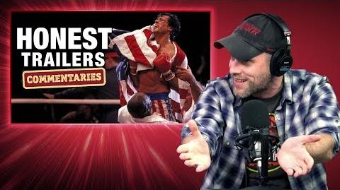 Honest Trailers Commentary - Rocky IV