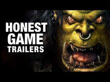 Honest game trailer warcraft