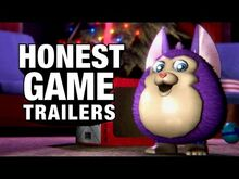 Honest game trailers tattletail