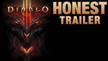 Honest game trailer diablo