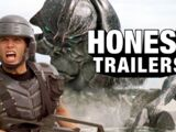 Honest Trailer - Starship Troopers (ft Casper Van Dien)