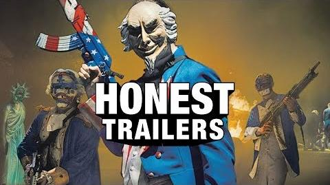 Honest Trailer - The Purge