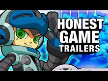 Honest game trailer mighty no 9