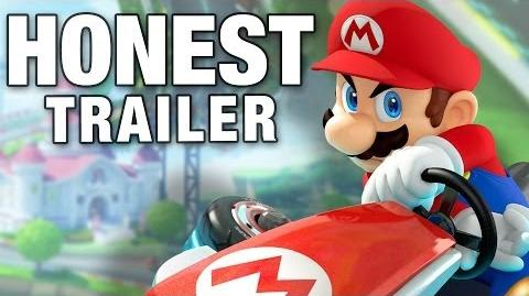 Honest Game Trailers - Mario Kart