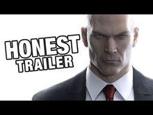 Honest game trailer hitman