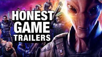 Honest Game Trailers - XCOM- Chimera Squad