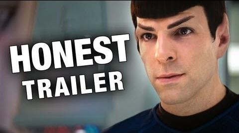 Honest Trailer - Star Trek (2009)